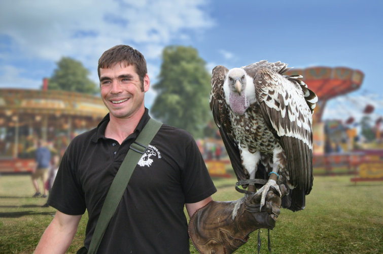 Birds of Prey Displays with Ben Potter2 web