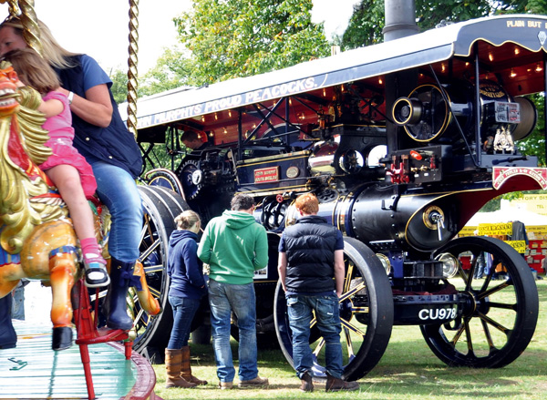 Image result for yorkshire traction engine rally